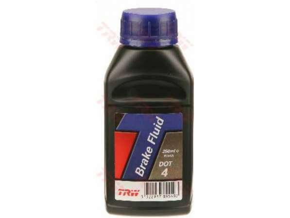 Тормозн. жидкость Brake Fluid DOT4 TRW PFB425 250m
