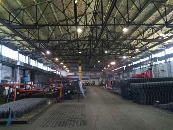 Завод по производству арматуры, метталической сетки в Москве фото 10