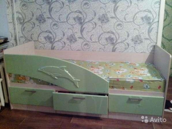 Кровать детская «Дельфин» в фото 3
