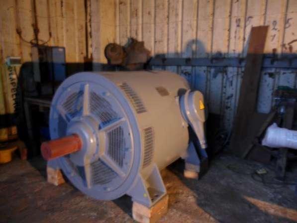 электродвигатель Н2 630кВт 600 об/мин 6000 В