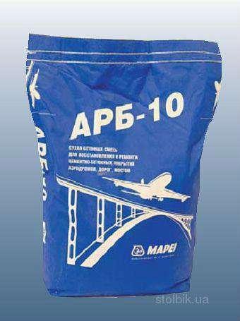Безусадочная смесь АРБ-10 Mapei