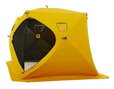 Палатка зимняя Призма 3 Утепленная
