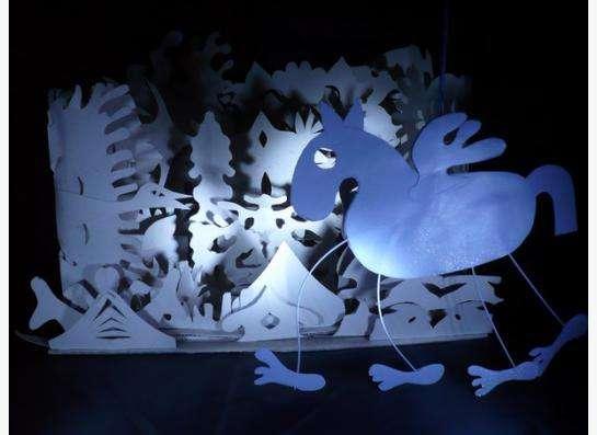 Подарок. Живые открытки. Театр. в Москве