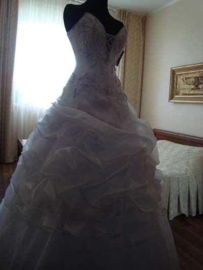 свадебное платье от Виктории Карандашевой новое с этикеткой