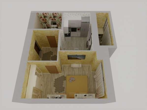 Дизайн- проект в обмен на вашу услугу/товар в Москве фото 19