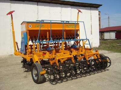 Сеялка зерновая ССВ 3.5