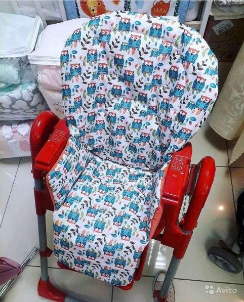 Пошив чехлов на стульчики для кормления в Твери