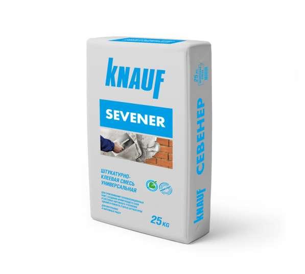 Штукатурно-клеевая смесь Knauf Sevener