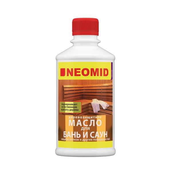 Масло для бань и саун Неомид (NEOMID)