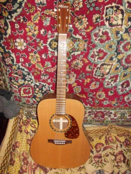 Продам канадскую гитару NORMAN