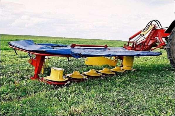 Навесная роторная косилка КДН-210