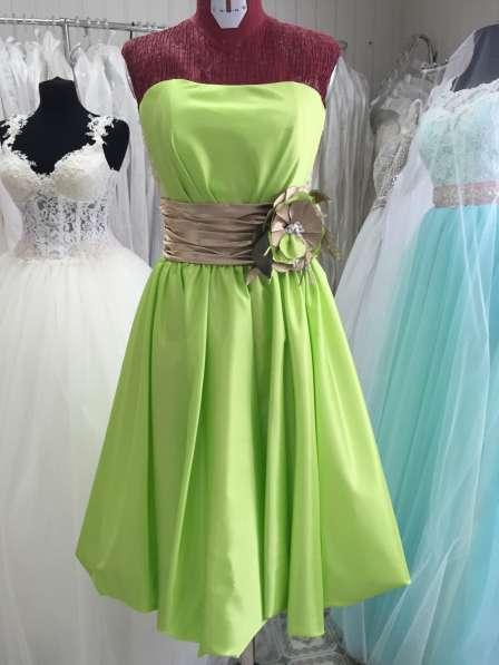 Платье на выпускной, вечернее, корсетное