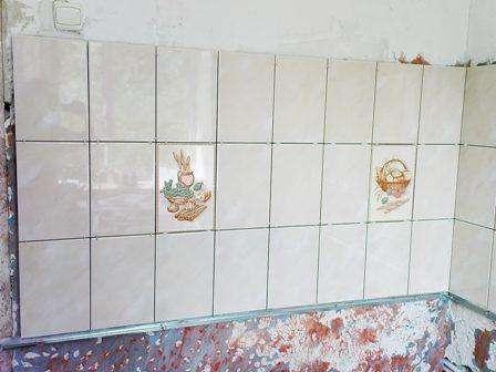 Плиточник:фартуки,полы,ванные и санузлы под ключ