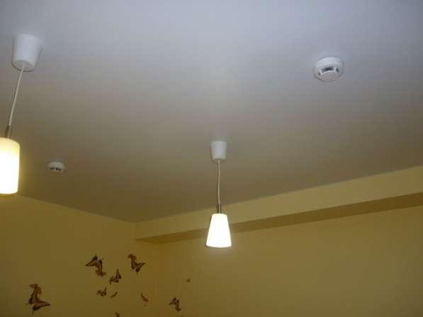 Натяжной потолок в Мытищах