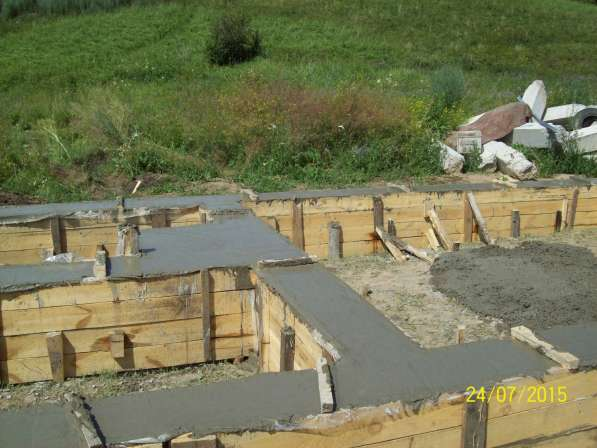 Фундаменты Стяжки Работа за Городом в Красноярске фото 3