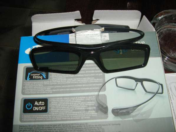 Продам очки 3-D для телевизора Samsung G-3500CR=(USB)