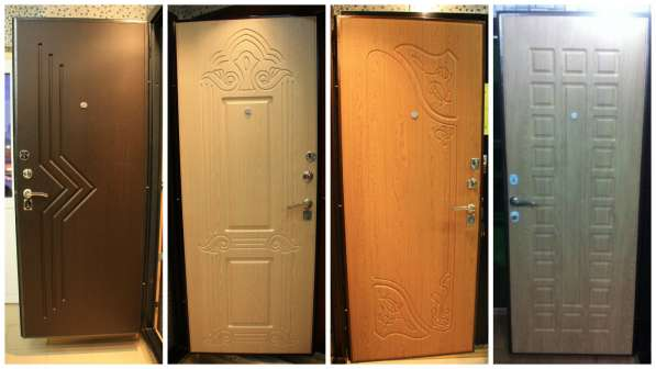 Стальные входные двери производства г. Йошкар-Ола