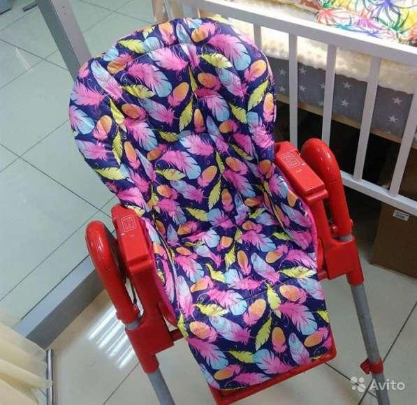 Пошив чехлов на стульчики для кормления в Твери фото 4