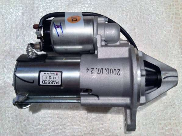 Стартер 96473779 GM LEG/NUB/ESP/ 1.8-2.0-2.2