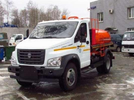 Автоцистерна топливозаправщик 3309, Газель-Next, ГАЗон Next