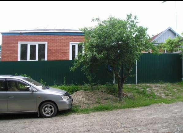 В Кропоткине по ул Пушкина дом 65 кв. м. на участке 5 соток