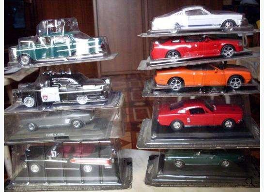 Старые советские и зарубежные автомодели в Москве фото 25