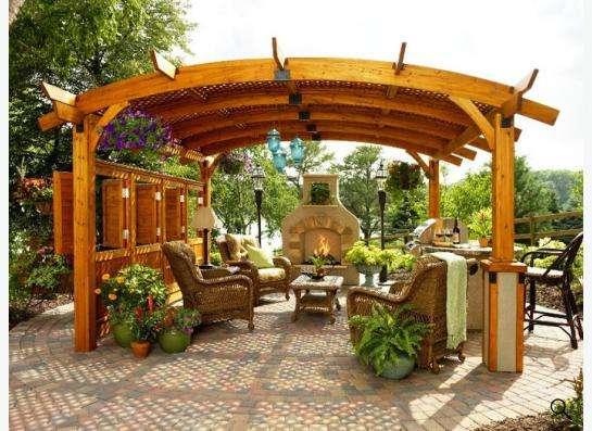 Подарок - экспресс-дизайн сада в Красноярске фото 3