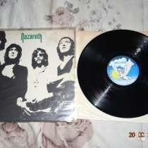 LP Nazareth Nazareth-1971 pegasus 1 UK press NM, в Тобольске