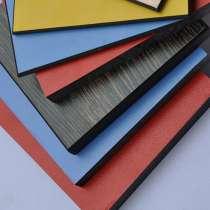 Архитектурные отделочные панели плиты отделка ДБСП ламинатом, в Москве