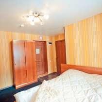 Уютные номера в апарт-гостинице города Барнаула, в Барнауле