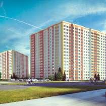 Квартиры в новостройках от подрядных организаций Ставрополя, в Ставрополе