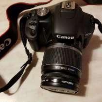 Фотоаппарат Canon EOS 500D, в Мытищи