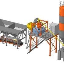 Бетонный мини-завод, в Краснодаре
