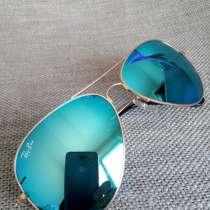 Италия стекло Ray-Ban новые очки, в Санкт-Петербурге