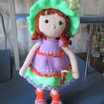 Вязаная кукла, в Москве