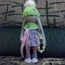Кукла ручной работы будет хорошим подарком и украсит ваш дом, в Апатиты