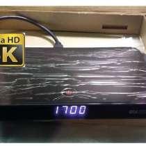Двухтюнерный приемник 4К ultra HD «Триколор», в Иванове