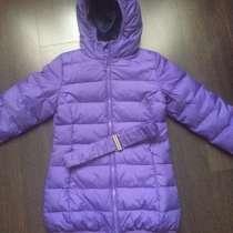 Зимняя куртка для девочки, в Химках