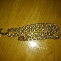 Продам золотую цепь, в г.Петропавловск