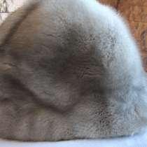 Женская норковая шапка, в г.Астана