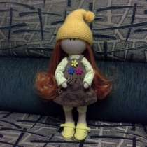 Кукла интерьерьная ручной работы для девочек, в Апатиты