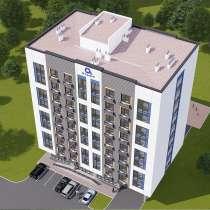 Строительная Компания Альфа проедает 1-2-3х комнатные кварти, в г.Бишкек