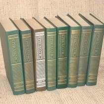 С. М. Соловьев 7 книг из собрания сочинения в18книг, в Москве