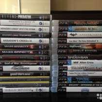 Игры PlayStation 3 лицензия (на 270шт. обмен + продажа), в Санкт-Петербурге