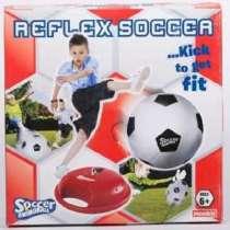 Футбол с мячом 25 см и базой детский Mookie, в Москве