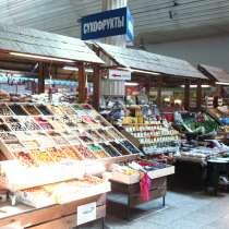 Сеть фермерских рынков под продукты, сопутствующие товары, в г.Москва