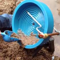 Сепаратор для промывки золота Desert Fox, в Магадане