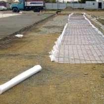 Фундамент, основание под футбольное поле, стадион, спортивны, в Екатеринбурге