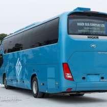 Автобус туристический Higer 6122, в Вологде