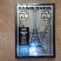 Rammstein: Paris / Limited Metal Fan Edition, в Екатеринбурге